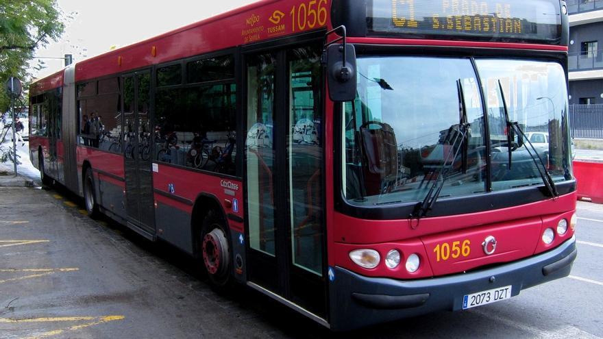 La Intervención censura un pago del Consorcio de Transportes a Tussam por insuficiente crédito presupuestario