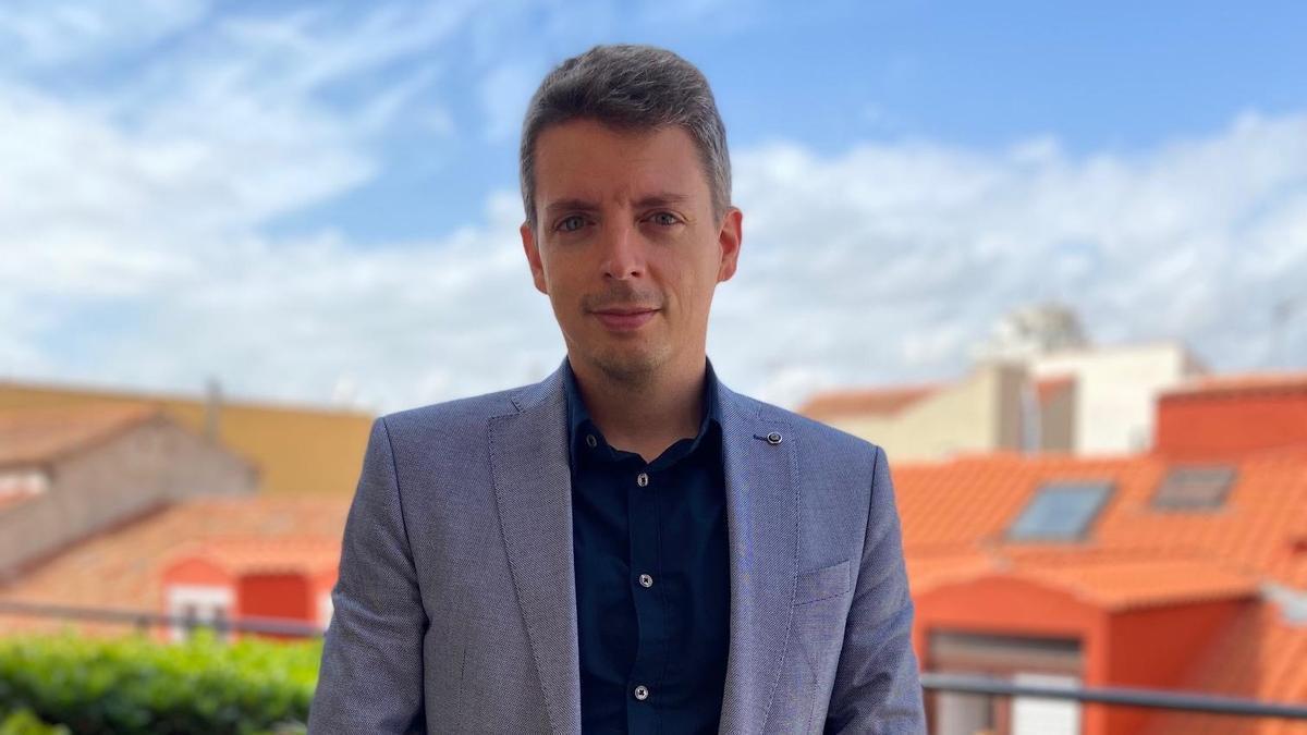 El director general de Transición Ecológica de la Generalitat Valenciana, Pedro Fresco.