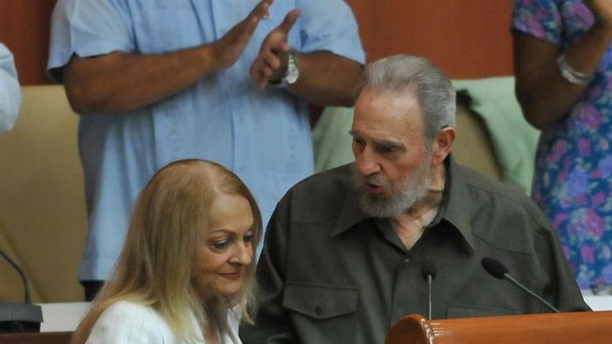 """Su familia, el secreto mejor guardado del """"padre"""" de todos los cubanos, Fidel"""