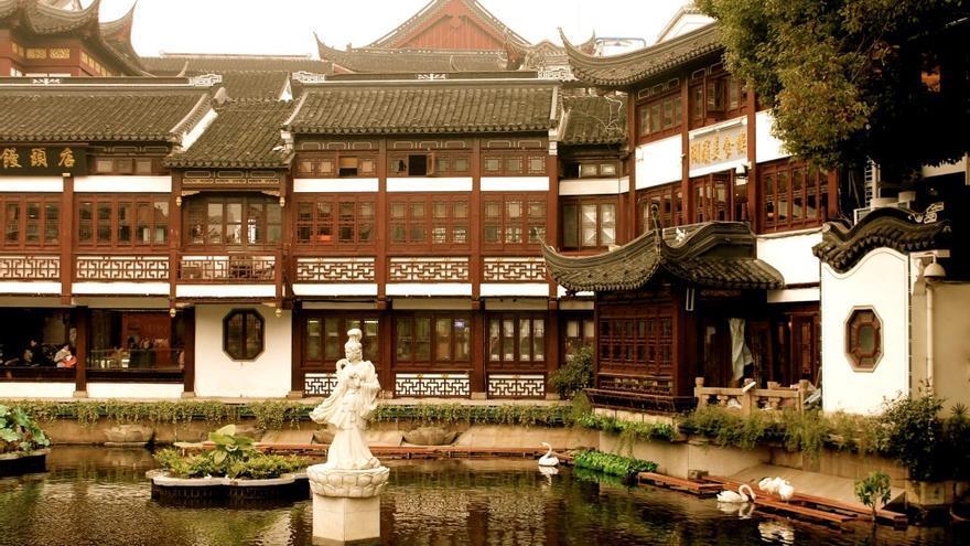 Shanghái. | HELENA TORRE