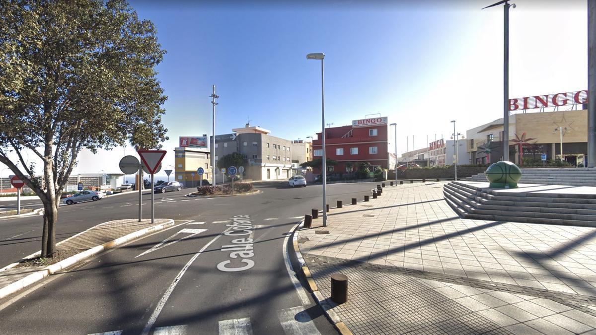Ofra, en Santa Cruz de Tenerife