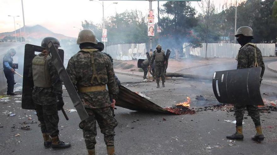 La ONU pide a Honduras que revise el uso de la fuerza en las manifestaciones