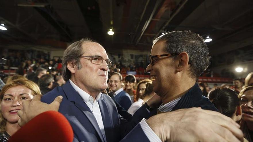 Sánchez apuesta por Gabilondo para que Madrid sea 'kilómetro cero' del cambio