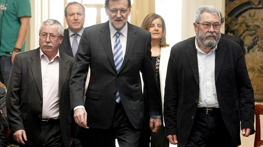 Rajoy ofrecerá diálogo a los agentes sociales pero no variará su reforma laboral