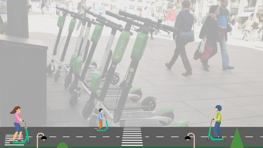 Analizamos cómo circular en patinete con la nueva normativa de Madrid