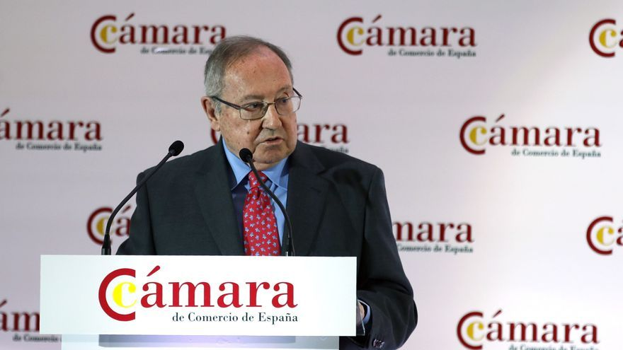 La Cámara de Comercio valora la visita del rey a Barcelona y lamenta el plante del Govern