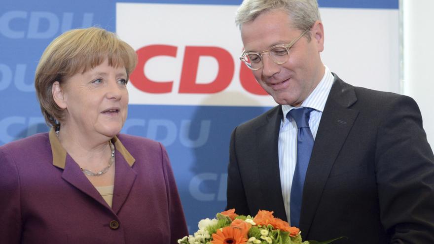 La Unión de Merkel alcanza la mejor intención de voto desde hace cuatro años