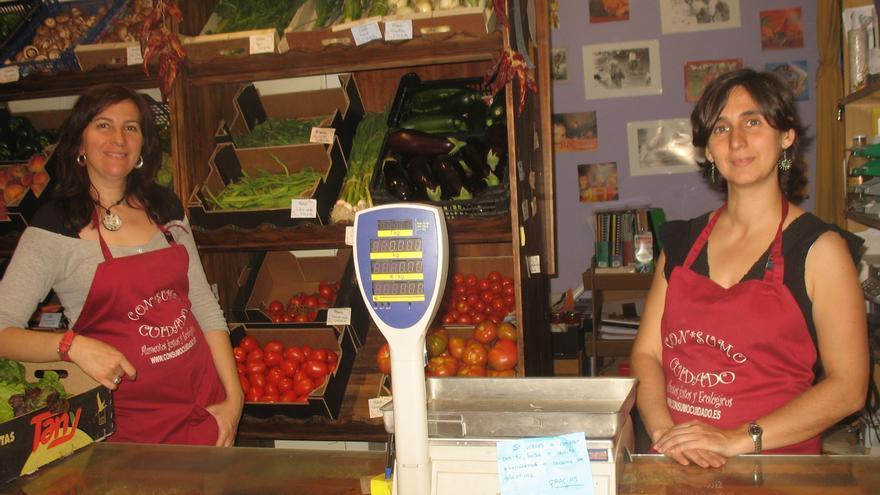 Teresa Fernández e Inés López, fundadoras de Consumo Cuidado