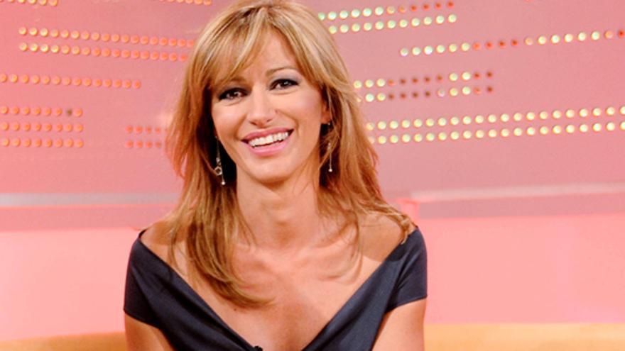 """Guti visita a su """"amor"""", Romina, en el plató de """"Espejo Público"""""""
