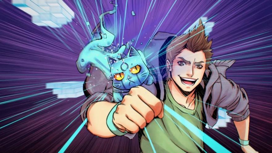 Movistar+ estrenará Virtual Hero, la serie de El Rubius, el próximo 12 de octubre