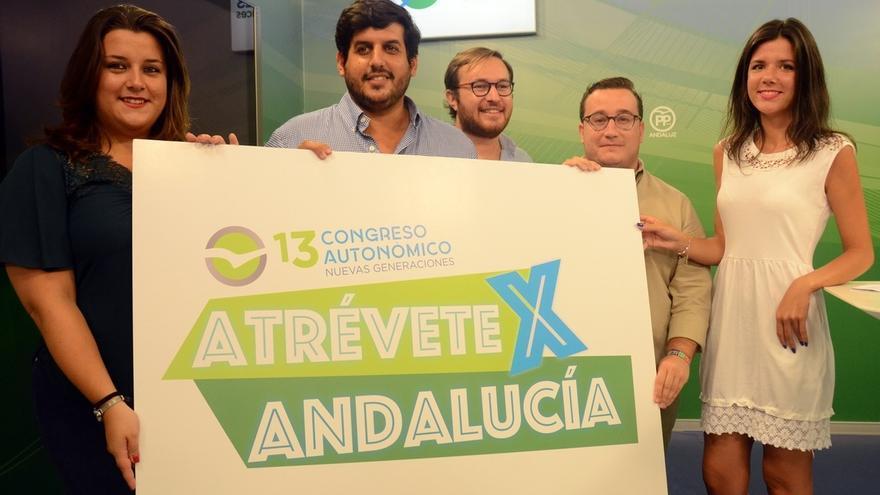 Más de 500 jóvenes participan desde este viernes en el 13 Congreso de NNGG-A que elegirá a Kike Rodríguez como líder