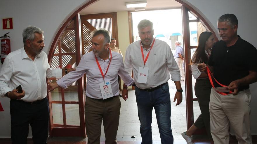 Jorge González es el nuevo secretario de Organización del PSOE de Canarias.