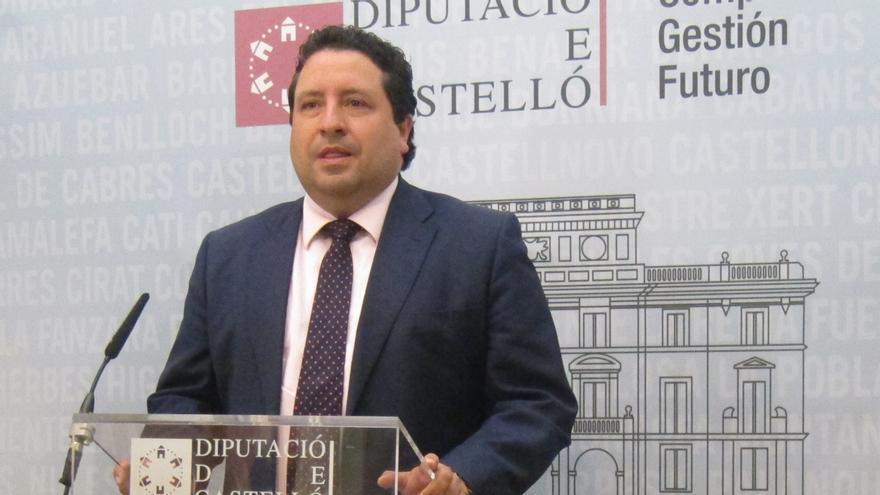 Diputación de Castellón elimina una vicepresidencia y reestructura equipo de gobierno tras apartar a su vicepresidente