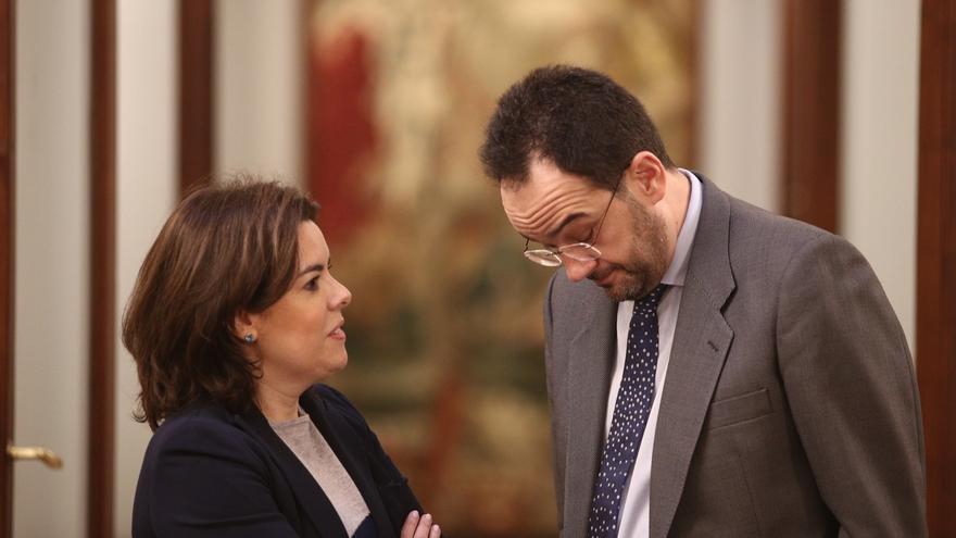 """Hernando (PSOE) dice que para reformar la Constitución hay que consensuar """"previamente"""" entre todos dónde se quiere ir"""