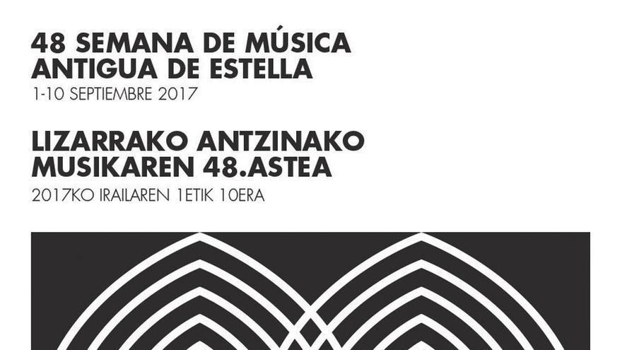 Arranca el 1 de septiembre la Semana de Música Antigua de Estella
