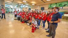 Unos 400 estudiantes tinerfeños aprenden idiomas en el extranjero