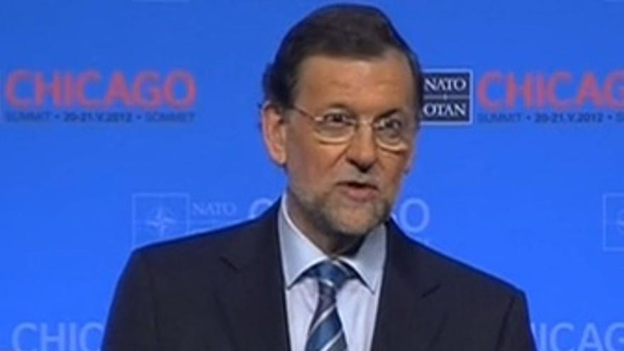 Rajoy En Chicago