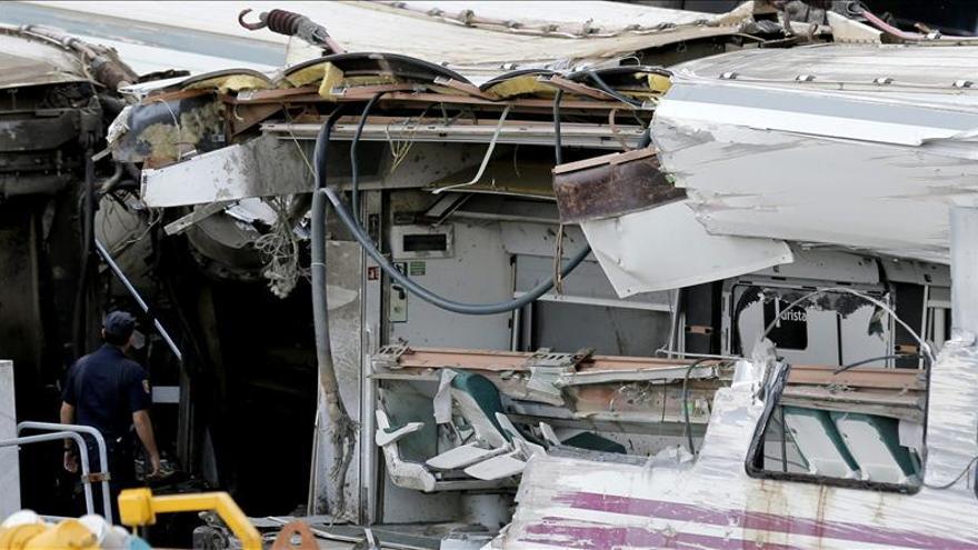 RENFE afirma que el accidente de Santiago no es un fallo del sistema de alta velocidad