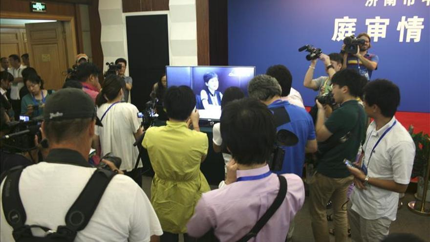 China conmuta la pena de muerte por la cadena perpetua a la esposa de Bo Xilai