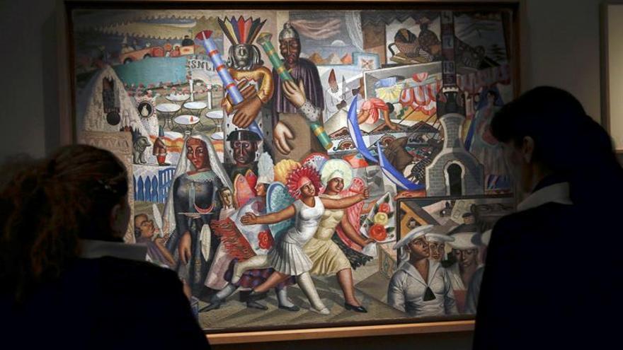 El Museo Thyssen-Bornemisza de Madrid acogerá una exposición de la gallega Maruja Mallo