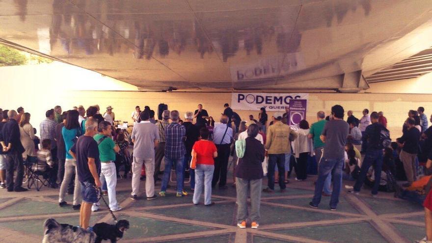 Asamblea de Podem València.
