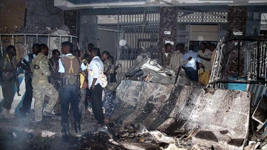 Decenas de muertos en un ataque de Al Shabab en una base de la UA en Somalia