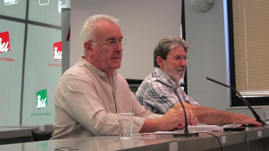 Un juez avala la decisión de IU de romper con su antigua federación de Madrid