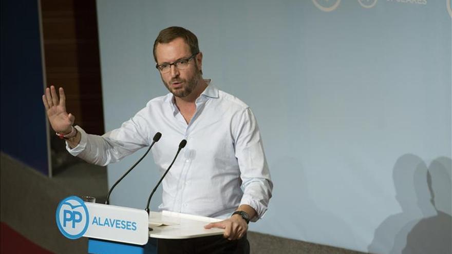 Javier Maroto, vicesecretario del PP.