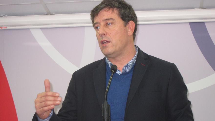 Besteiro (PSdeG) cree que la fecha de las primarias del PSOE saldrá tras la conferencia y rechaza hablar de candidatos