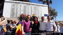 """Maíllo (IU) critica la """"ofensiva de las derechas"""" de """"laminar la memoria de quienes defendieron la democracia"""""""