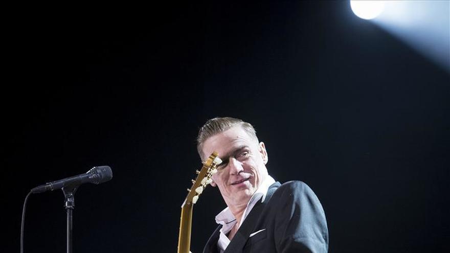 Bryan Adams detiene el tiempo en Madrid en el verano del 69