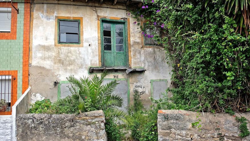 Declarado en ruina inminente una edificación en la calle La Torre