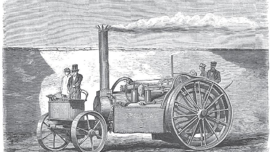 Mientras que en el extranjero muchos inventaban el futuro en España nadie conocía las invenciones