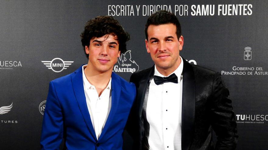 Óscar Casas, por primera vez con su hermano Mario en una serie con Instinto de Movistar+