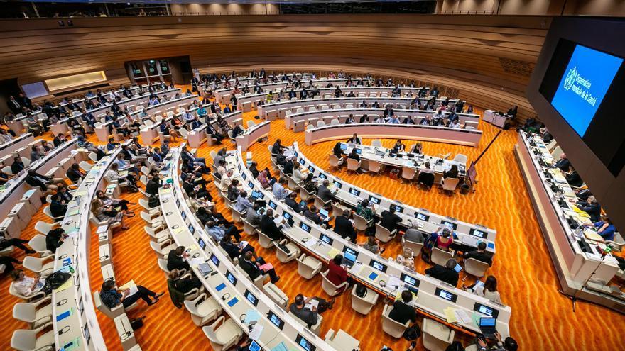 Reunión de la Asamblea Mundial de Salud (Ginebra)