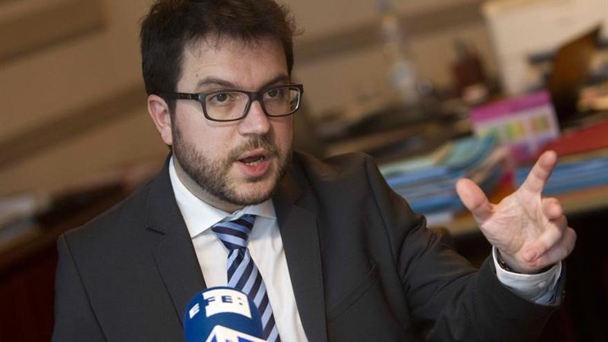 """Aragonès exige """"levantar"""" la intervención de las finanzas de la Generalitat"""