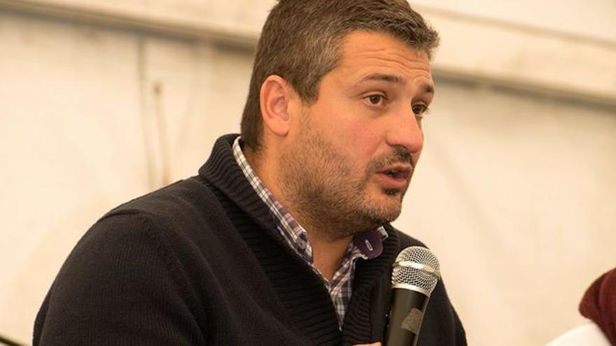 Alberto Cañedo, exalcalde de Carcaboso. Plataforma Apoyo Alberto Cañedo.