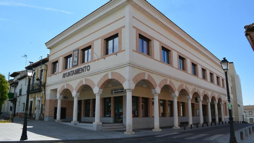 Ayuntamiento de Carranque, foto por la Diputación de Toledo