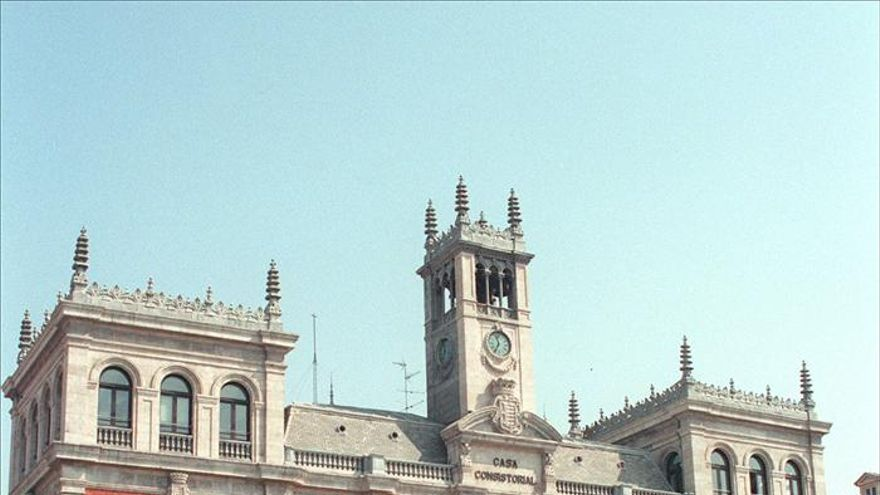 Registran el despacho del jefe de Mantenimiento del Ayuntamiento de Valladolid