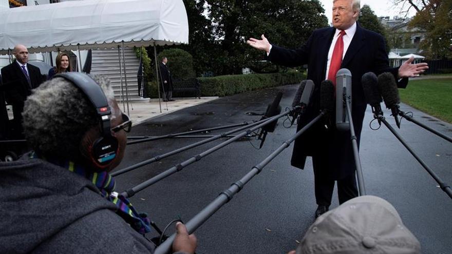 Trump dice que anunciará a su nuevo representante ante la ONU antes de fin de año