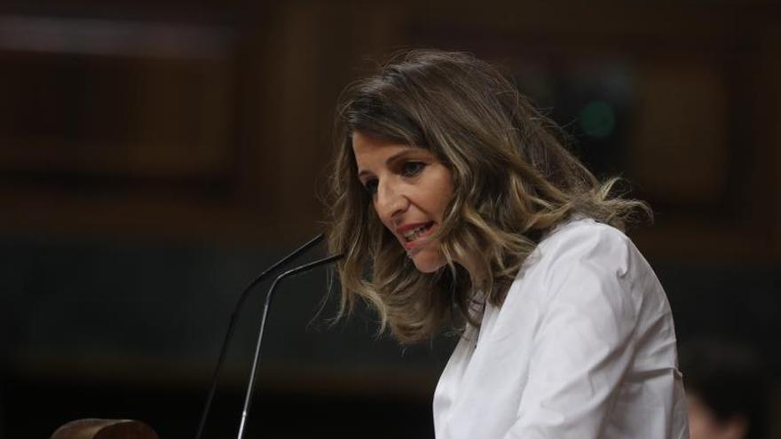 Yolanda Díaz alerta que nuevos comicios pueden entregar Moncloa a la derecha