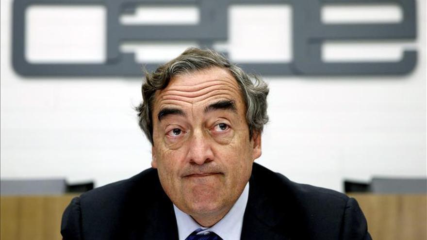 La CEOE aplaude la apuesta del Gobierno por cumplir con el déficit público