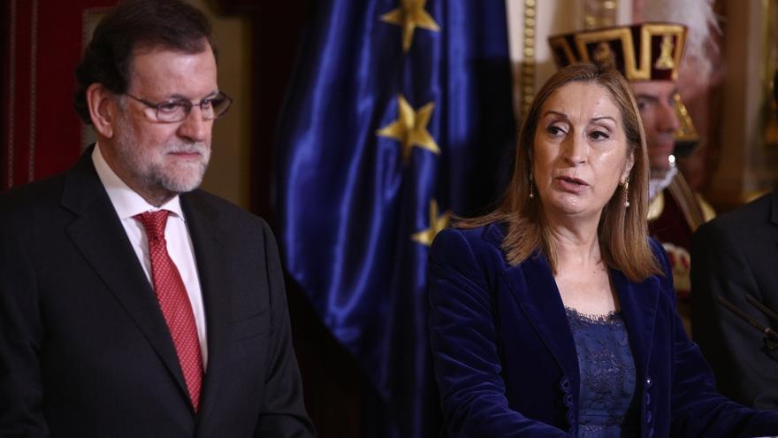 """Rajoy ve """"magnífico"""" el acuerdo sobre el techo de gasto y dice que es un """"muy buen comienzo de legislatura"""""""