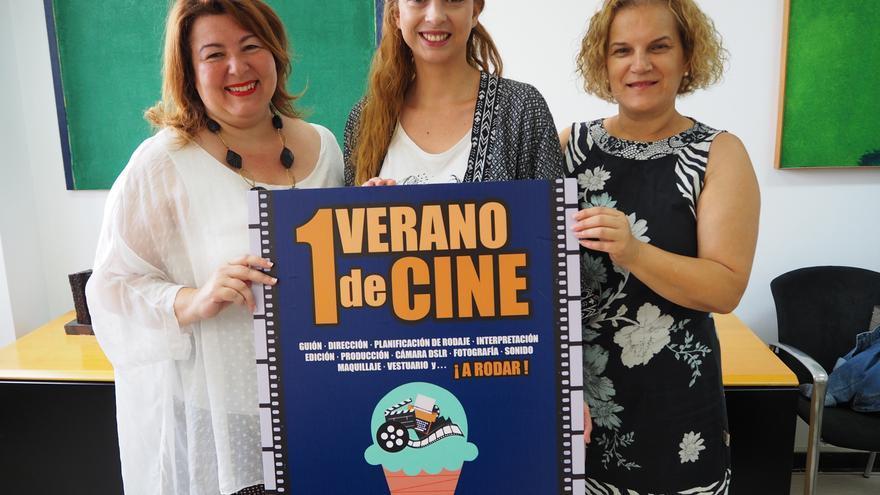 El taller de cine reunirá a una veintena de cineastas.