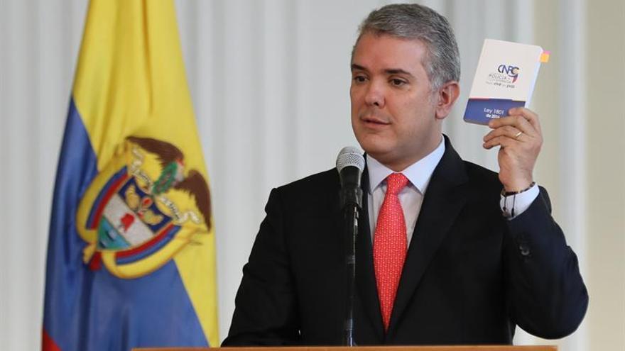Admiten una demanda contra el decreto para decomisar la dosis mínima de drogas en Colombia