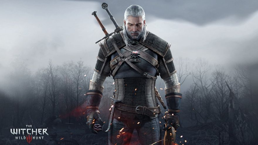 The Witcher 3 Wild Hunt GC 2014