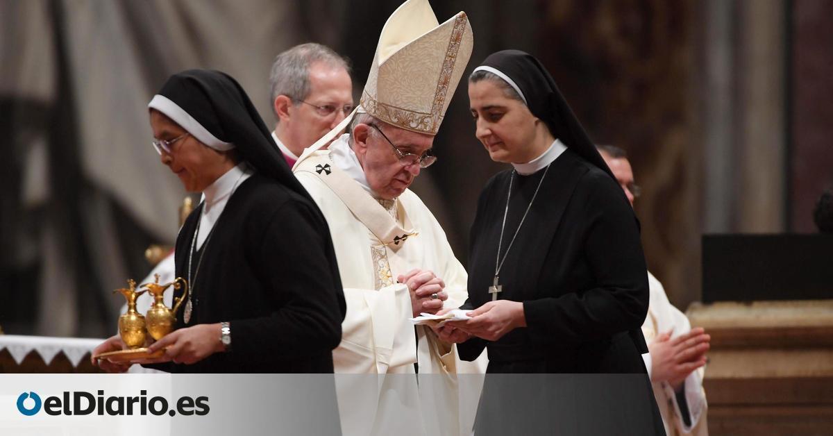 El 8M de la Iglesia: las mujeres se rebelan contra el patriarcado eclesial