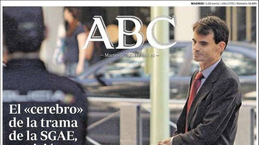 De las portadas del día (05/07/2011) #4