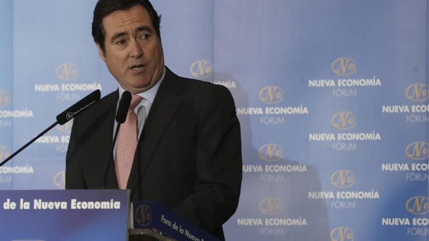 La CEOE advierte de la desaceleración gradual de la economía y del empleo