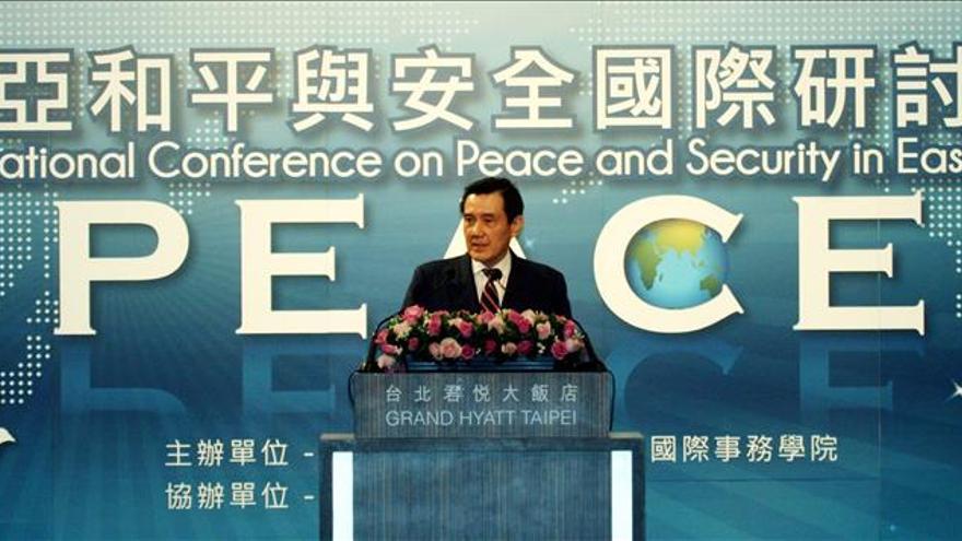 El presidente taiwanés busca consolidar los lazos con China antes del fin de su mandato